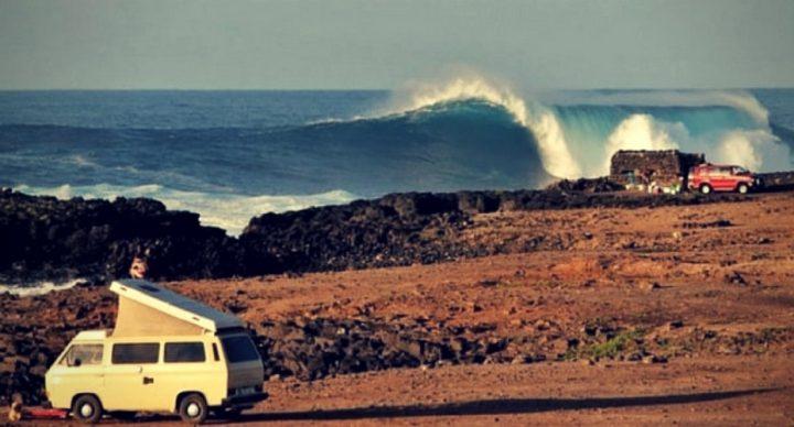 Trouver les meilleures vagues pendant votre surf trip en camping car
