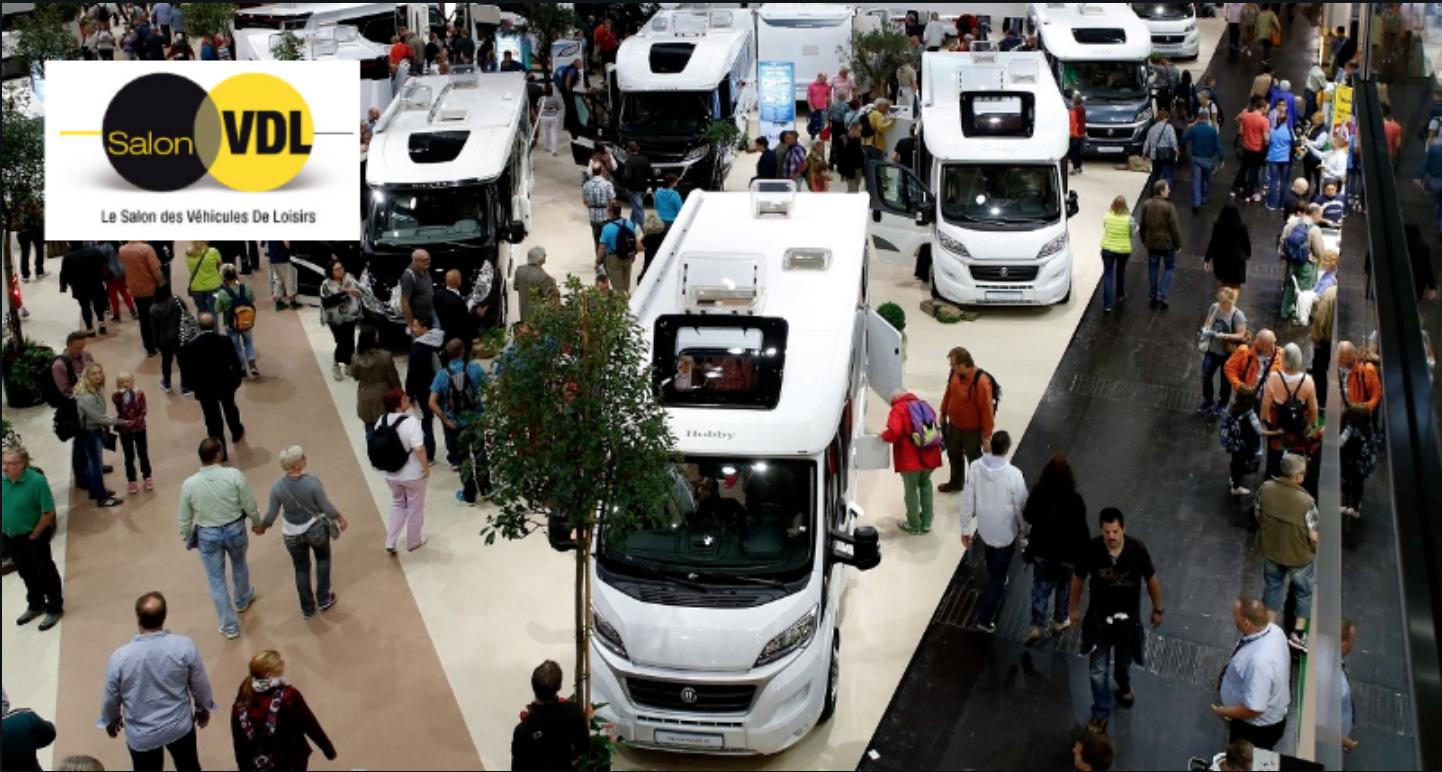 Salon des véhicules de loisirs 2017