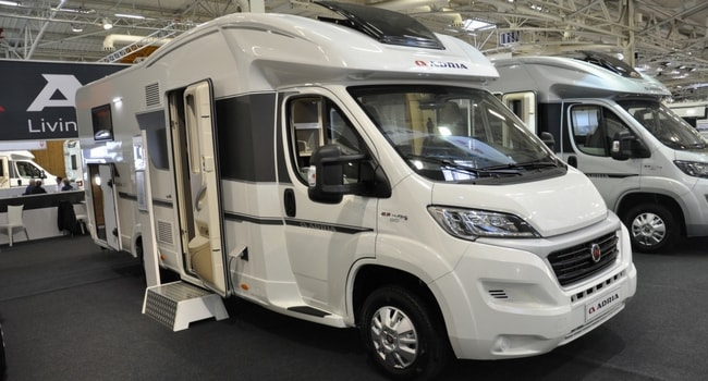 Camping-car Profile Adria Matrix 670 DC
