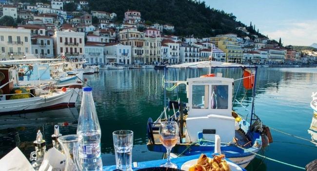 GYTHIO-Grèce en camping-car