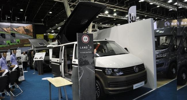 LANDO Brisbane Flex-Van