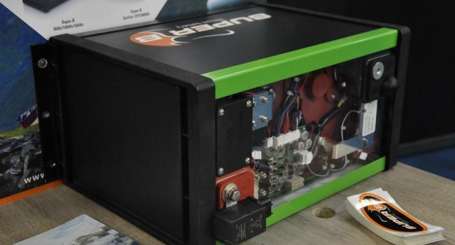batterie lithium super B camping-car