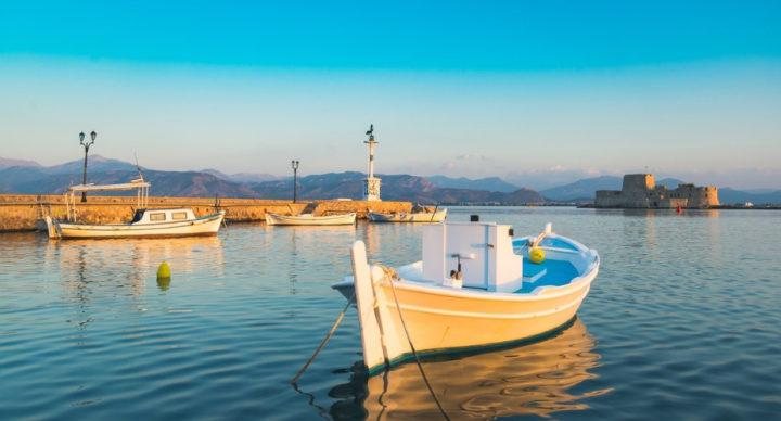 Grèce en camping-car