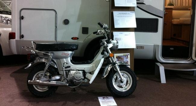 motos charly james b