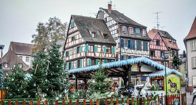 Colmar_Top-5-des-destinations-françaises-en-décembre