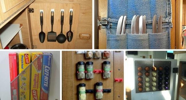 Optimiser la place dans le coin cuisine