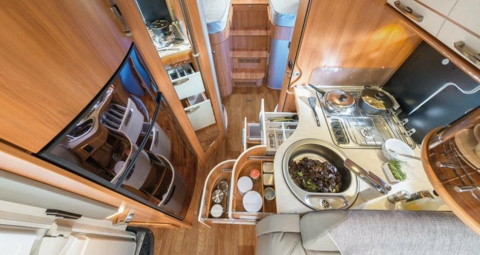Optimiser la place dans son camping-car : nos astuces !