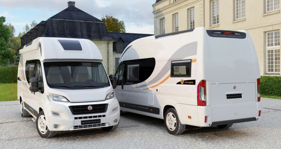 entre fourgon et camping-car globe-traveller