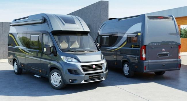 Globe Traveller Entre Camping Car Et Fourgon