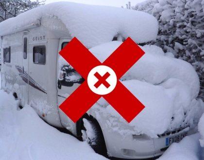 proteger son camping-car l'hiver