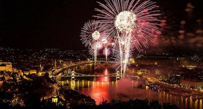 Tour d'Europe des célébrations du Nouvel An_Budapest