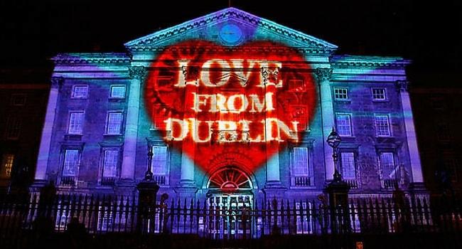 Tour d'Europe des célébrations du Nouvel An_Dublin