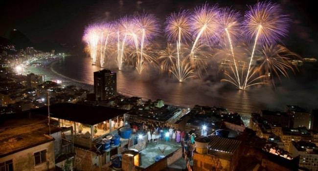 Tour d'Europe des célébrations du Nouvel An_LaValette