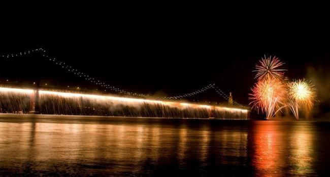 Tour d'Europe des célébrations du Nouvel An_Lisbonne