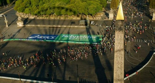 Les évènements sportifs à faire en camping-car en 2018_Marathon Paris