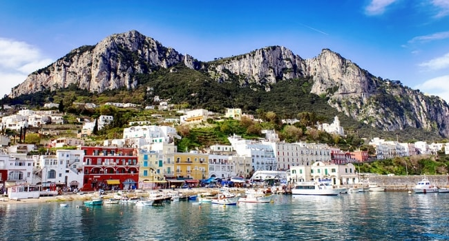 Partir en février en camping-car_Italie du Sud-Capri