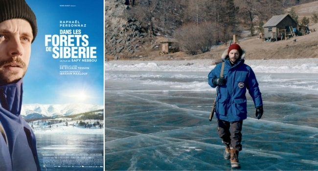 dans la foret de siberie film voyage