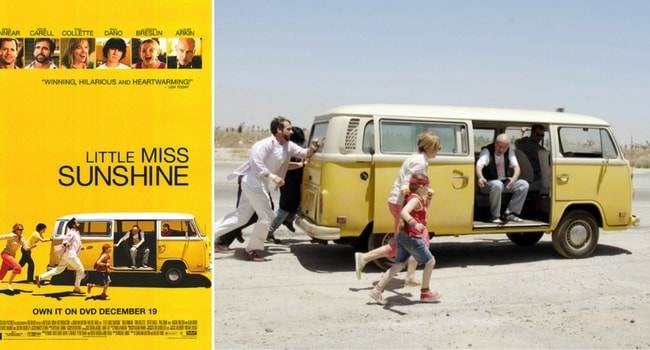 little miss sunshine film combi vw