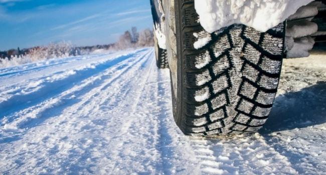 pneu neige camping-car