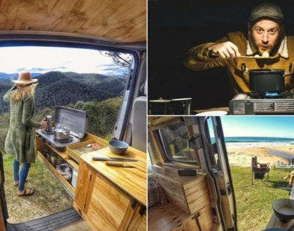Astuces pour mieux cuisiner en camping-car