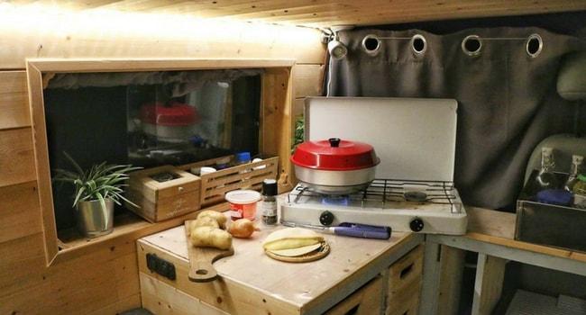 Astuces pour mieux cuisiner en camping-car_Equipement
