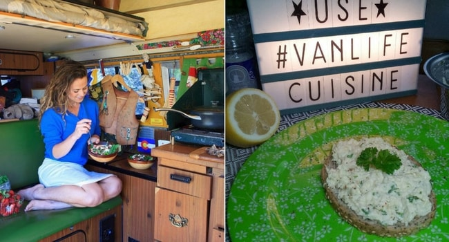 Astuces pour mieux cuisiner en camping-car_Plats froids