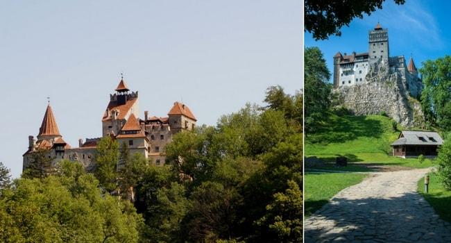 En route vers la Roumanie en camping-car_Château de Bran