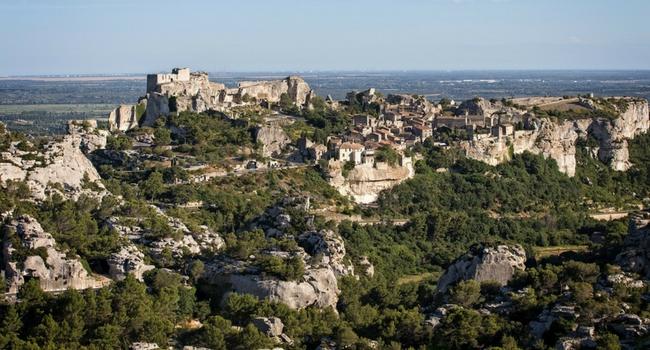Excursions romantiques en camping-car_Baux de Provence