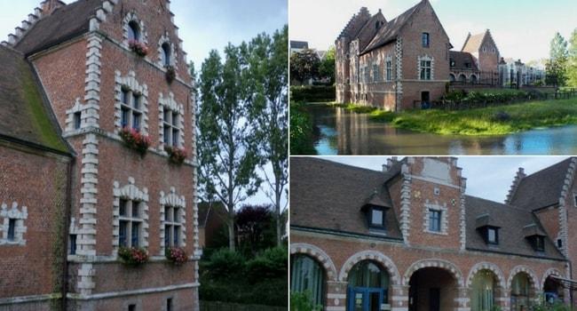 La région lilloise en camping-car_Château de Flers