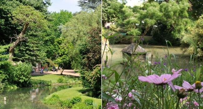 La région lilloise en camping-car_Jardin Vauban