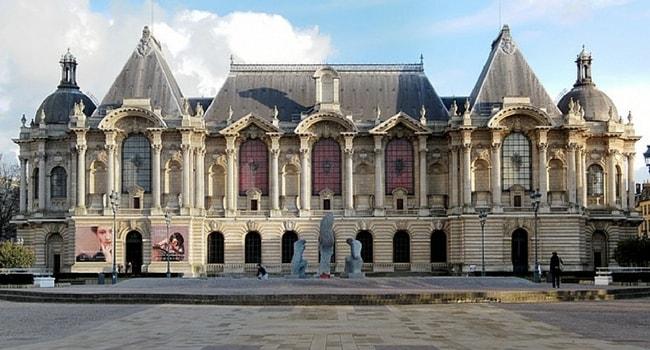 La région lilloise en camping-car_Palais des Beaux-Arts