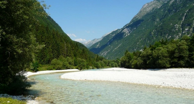 emplacement camping car slovenie