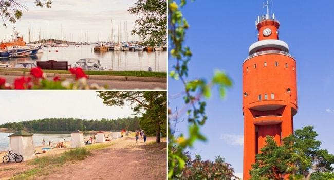 En route vers la Finlande en camping-car_Hanko