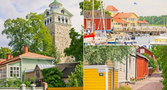 En route vers la Finlande en camping-car_Raseborg