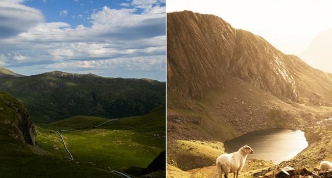 En route vers le Pays de Galles en camping-car_Snowdonia