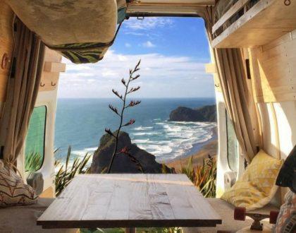 Idées de décoration intérieure pour votre camping-car