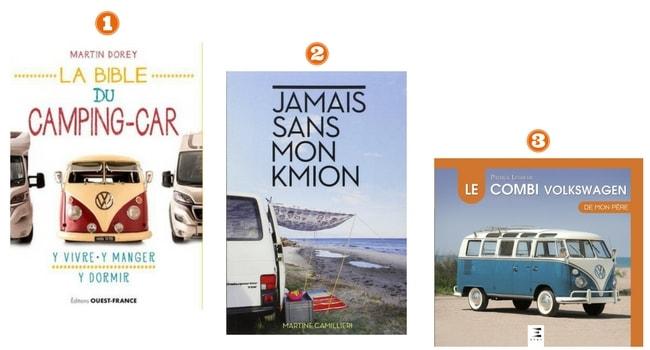 Livres pour vanlifers_Pratique