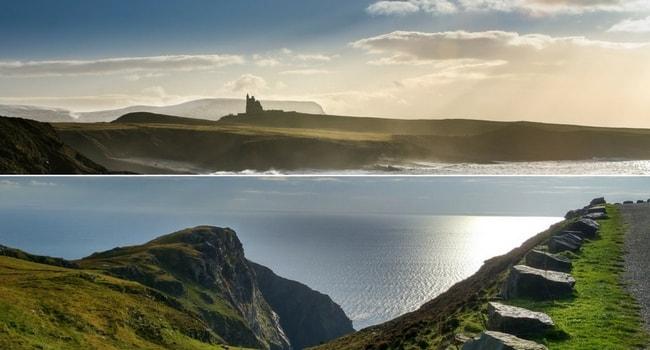 En route vers l'Irlande en camping-car_Comté de Donegal