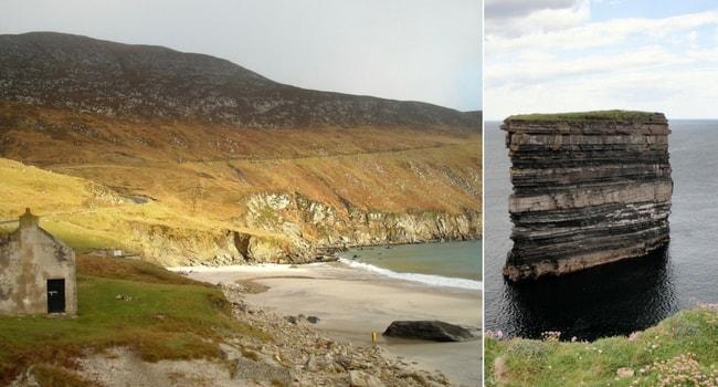 En route vers l'Irlande en camping-car_Comté de Mayo