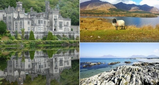En route vers l'Irlande en camping-car_Connemara