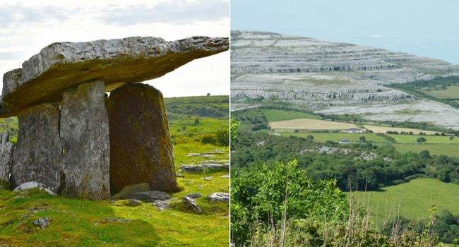 En route vers l'Irlande en camping-car_Côtes du Burren