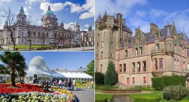 L'Irlande du Nord en camping-car_Belfast
