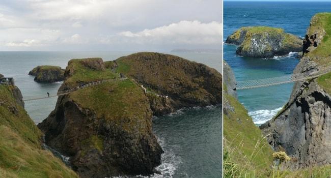 L'Irlande du Nord en camping-car_Carrick-a-Rede