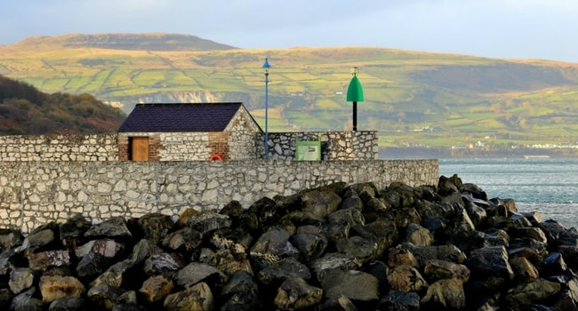 L'Irlande du Nord en camping-car_Glenarm
