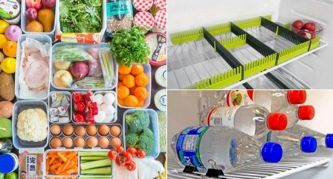 Organiser son réfrigérateur avant un roadtrip_Matériel