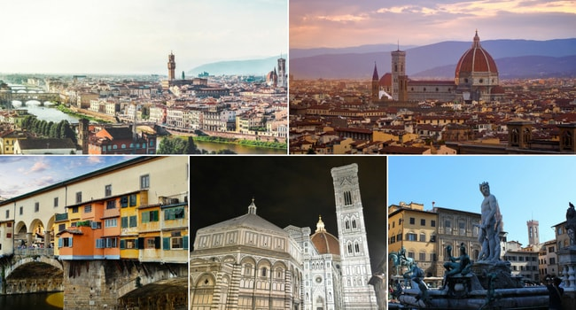 Excursion en Italie centrale en camping-car_Florence