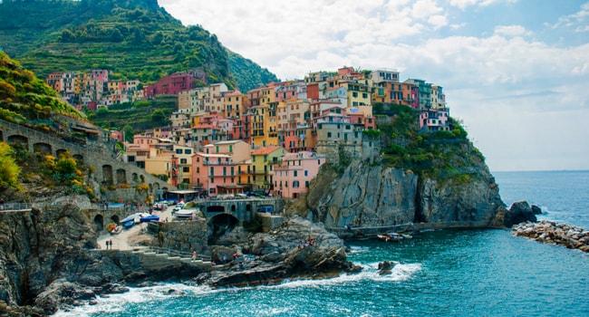 Excursion en Italie du Nord en camping-car_Cinque Terre