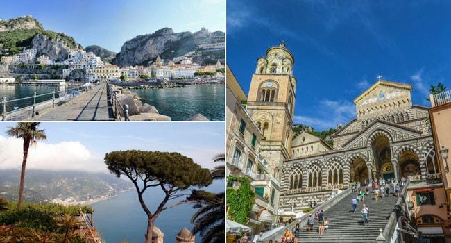 Excursion en Italie du Sud en camping-car_CôteAmalfitaine1