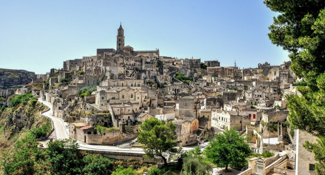 Excursion en Italie du Sud en camping-car_Matera