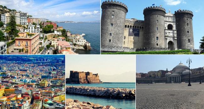 Excursion en Italie du Sud en camping-car_Ville de Naples